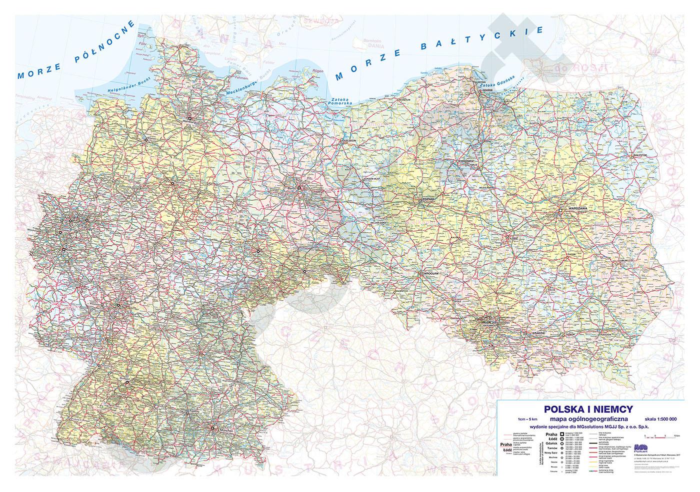 Mapy Państw I Europywydawnictwo Kartograficzne Polkart Wydawnictwo
